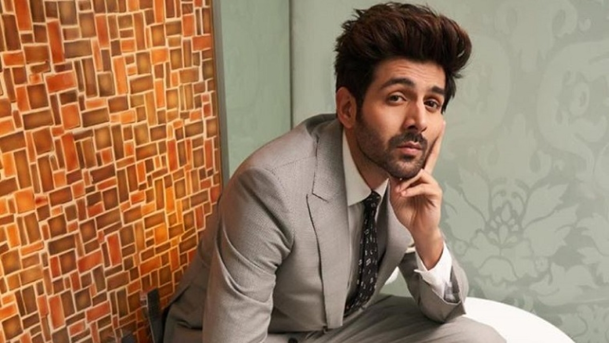 Now you see it, now you don't: Kartik Aaryan shares hilarious video about his beard