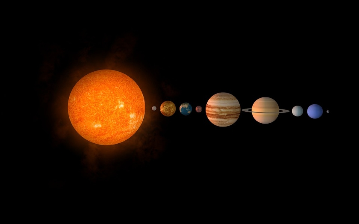 Is this how the Sun & Solar system were born?