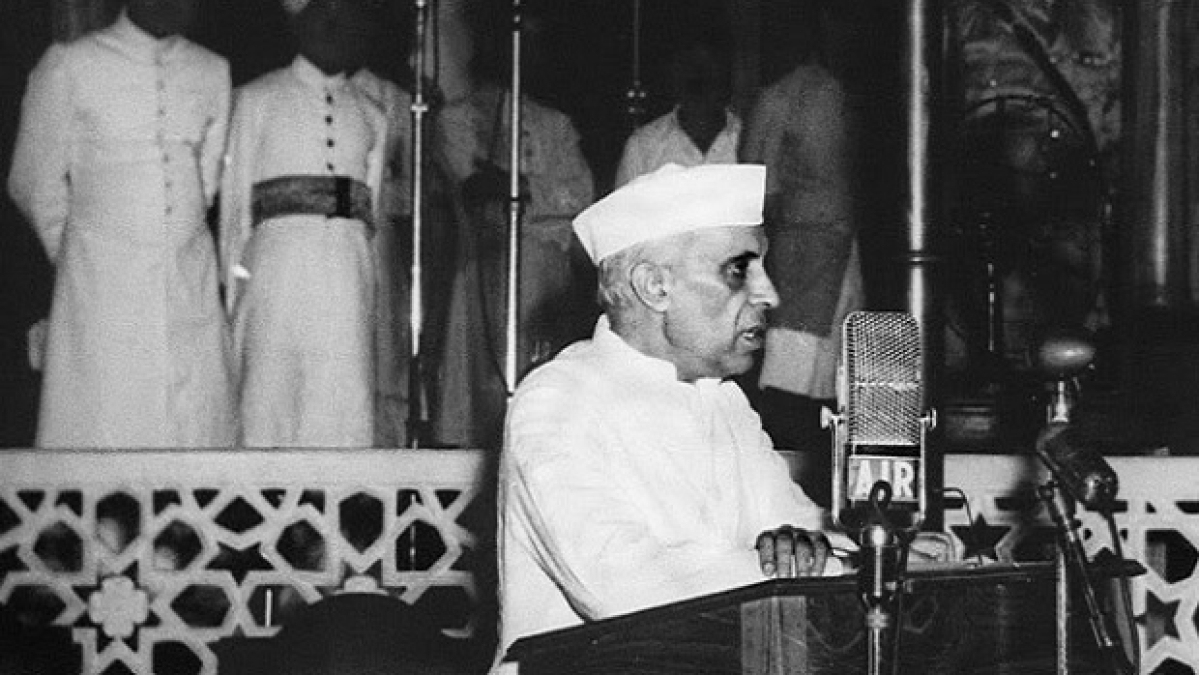 Pandit Jawaharlal Nehru death anniversary: Full text of Tryst with Destiny speech by India's first PM
