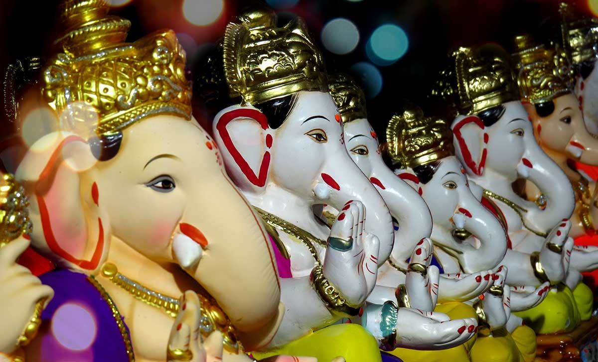 Sena MLA pitches for 100% clay, paper idols this time