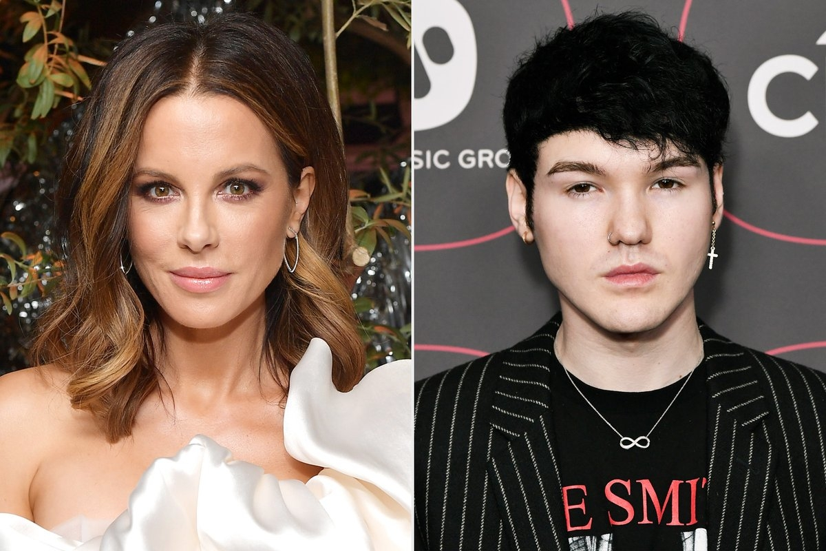 Kate Beckinsale thinks Goody Grace is the 'perfect quarantine boyfriend'