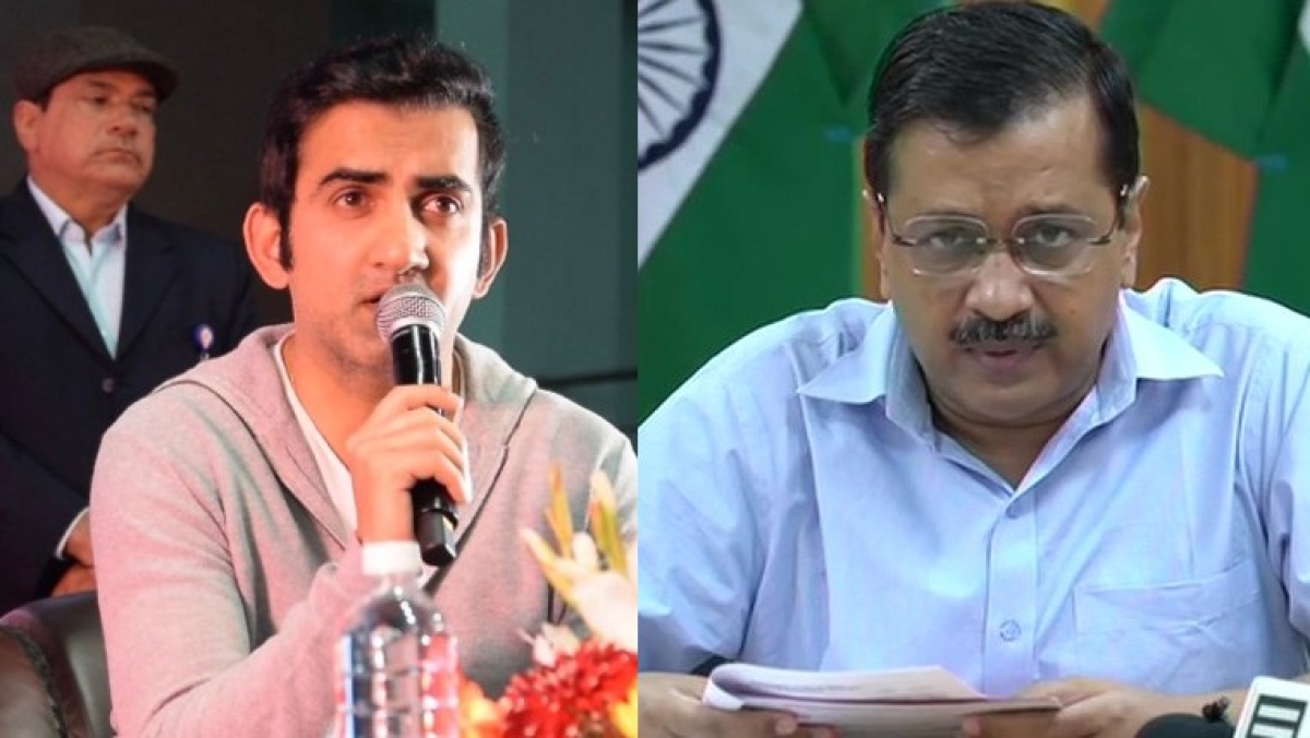 'You promised to be ready for 30,000 patients': Gautam Gambhir slams 'Tughlaq' Kejriwal for sealing Delhi border