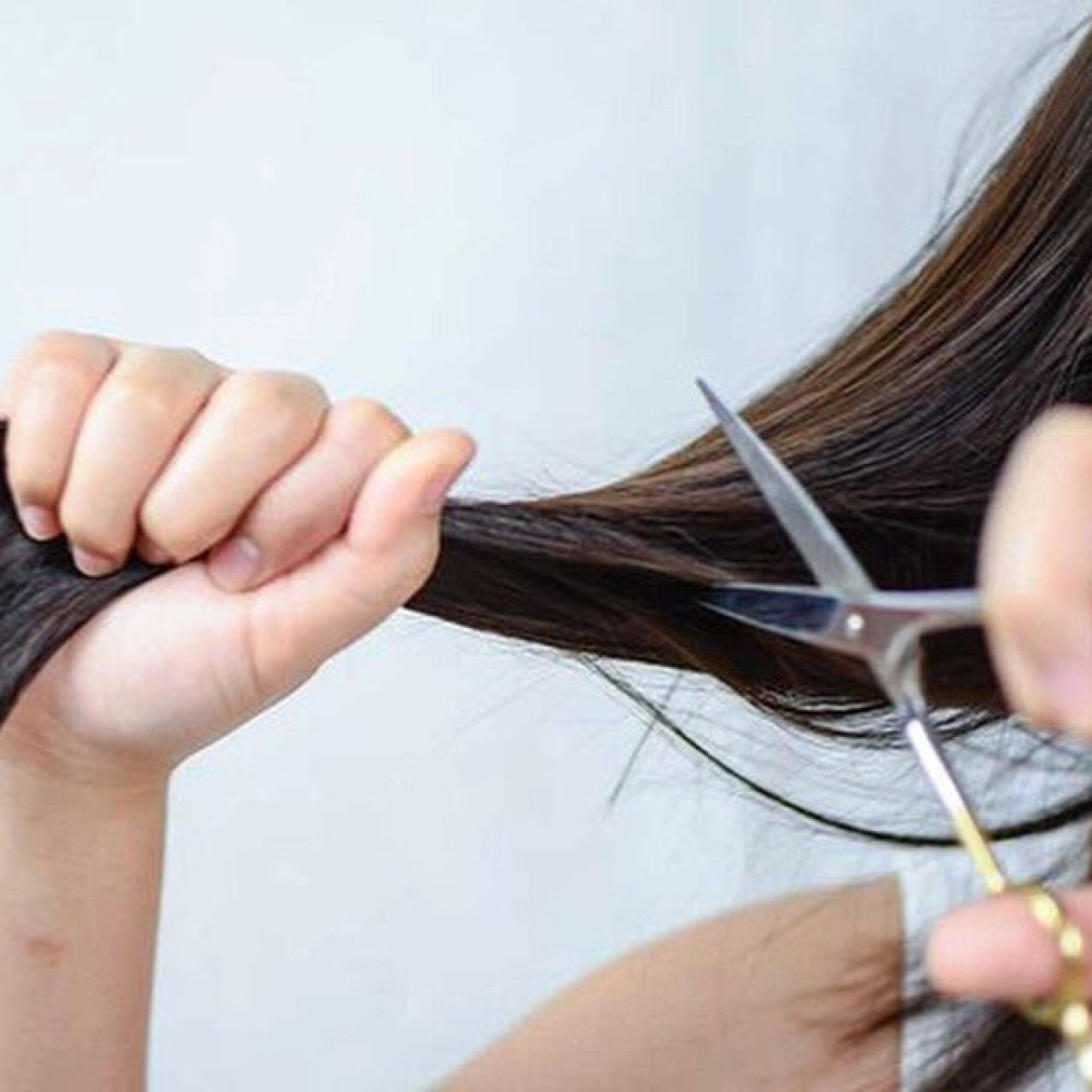Lockdown styling: Give yourself a haircut at home with tips and tricks from experts