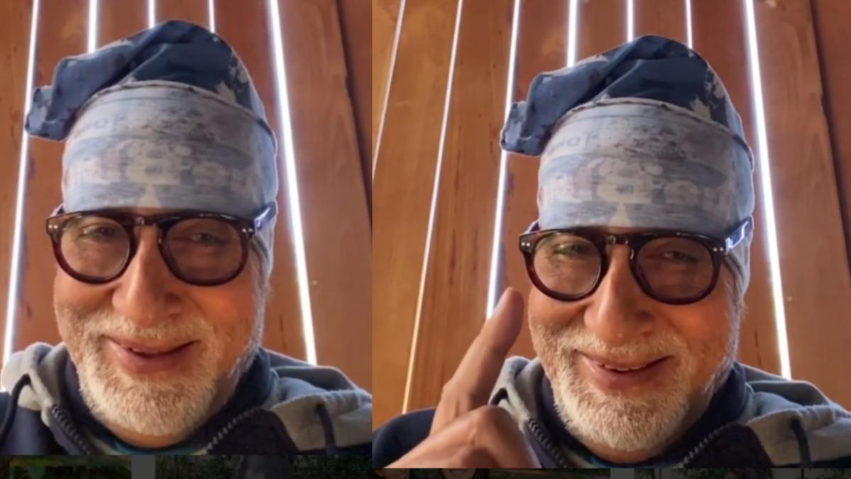 Watch: Amitabh Bachchan wishes everyone 'Happy Birthday' on Instagram, shares funny trivia