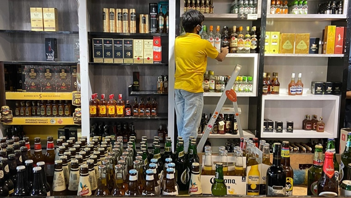Andhra Pradesh to allow liquor sale from today but prohibition tax imposed to discourage people from consuming