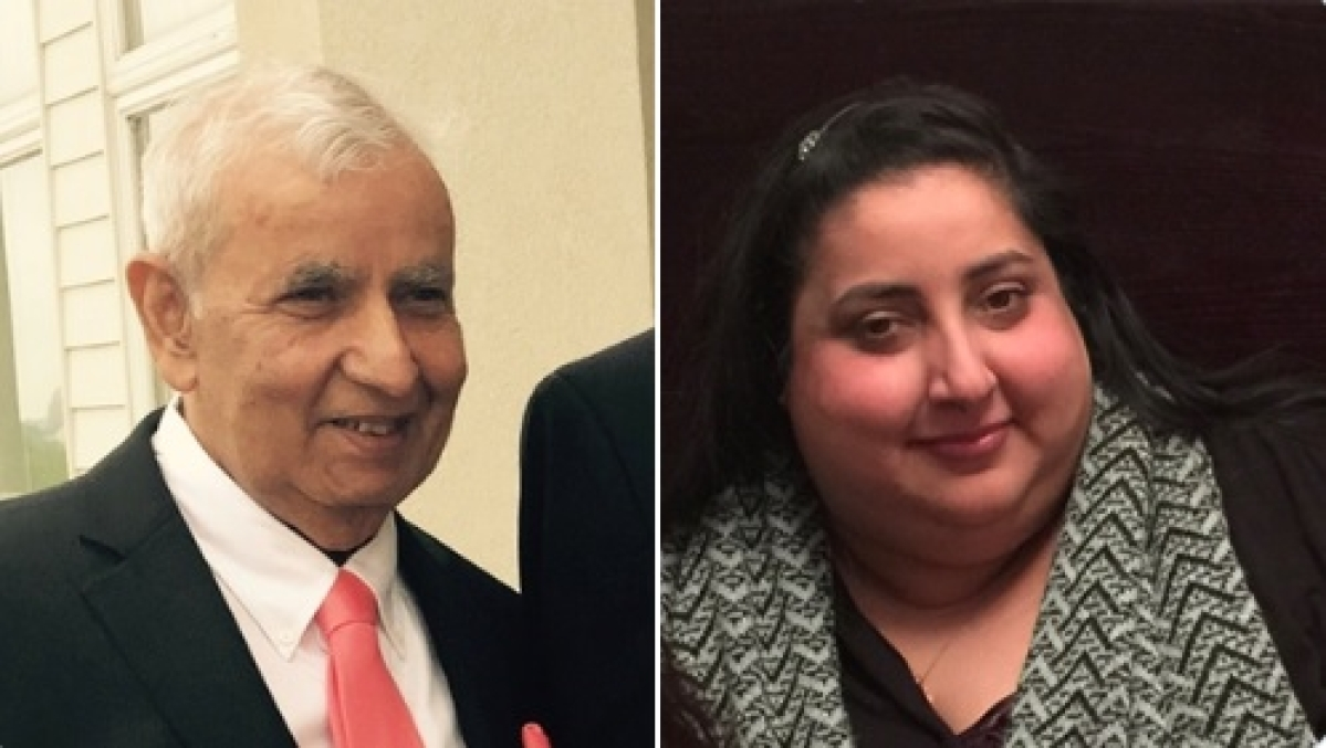 Indian origin father-daughter doctor duo die of CoVID-19 in US