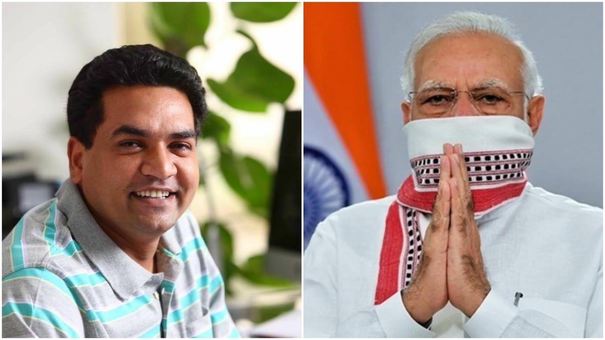 Kapil Mishra compares PM's 'Aatmanirbhar Bharat' speech to Gandhi's, Luther King's; gets trolled