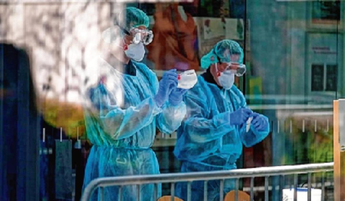 KILLER VIRUS CAN LINGER IN BODY