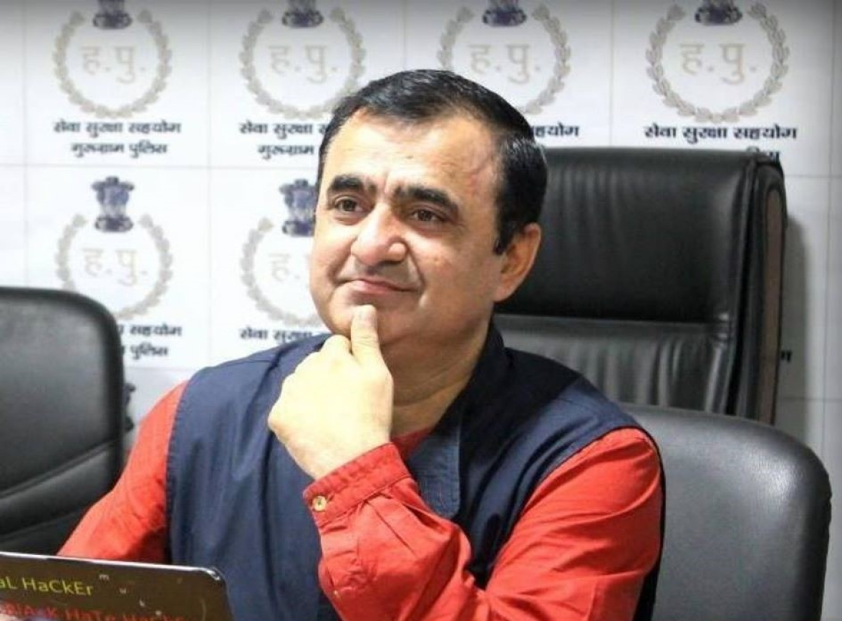 Rakshit Tandon, Resource Person at the Bureau of Police Research and Development (BPR&D)
