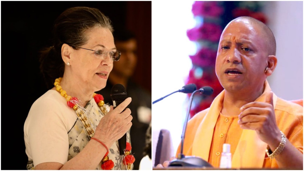 Why it's equally wrong to call Yogi Adityanath and Sonia Gandhi by their former names