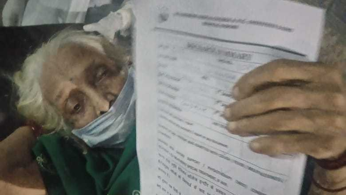 What corona? This grandmom from Indore going strong at 100!