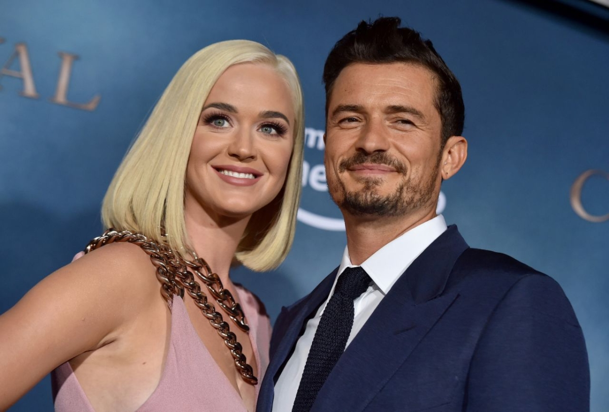 Orlando Bloom, Katy Perry have a lego room in their house