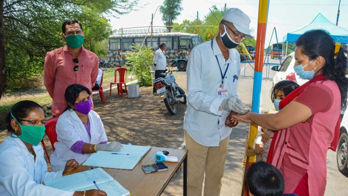 Coronavirus updates from India and the world: Total number of cases in India rises to 1,06,750