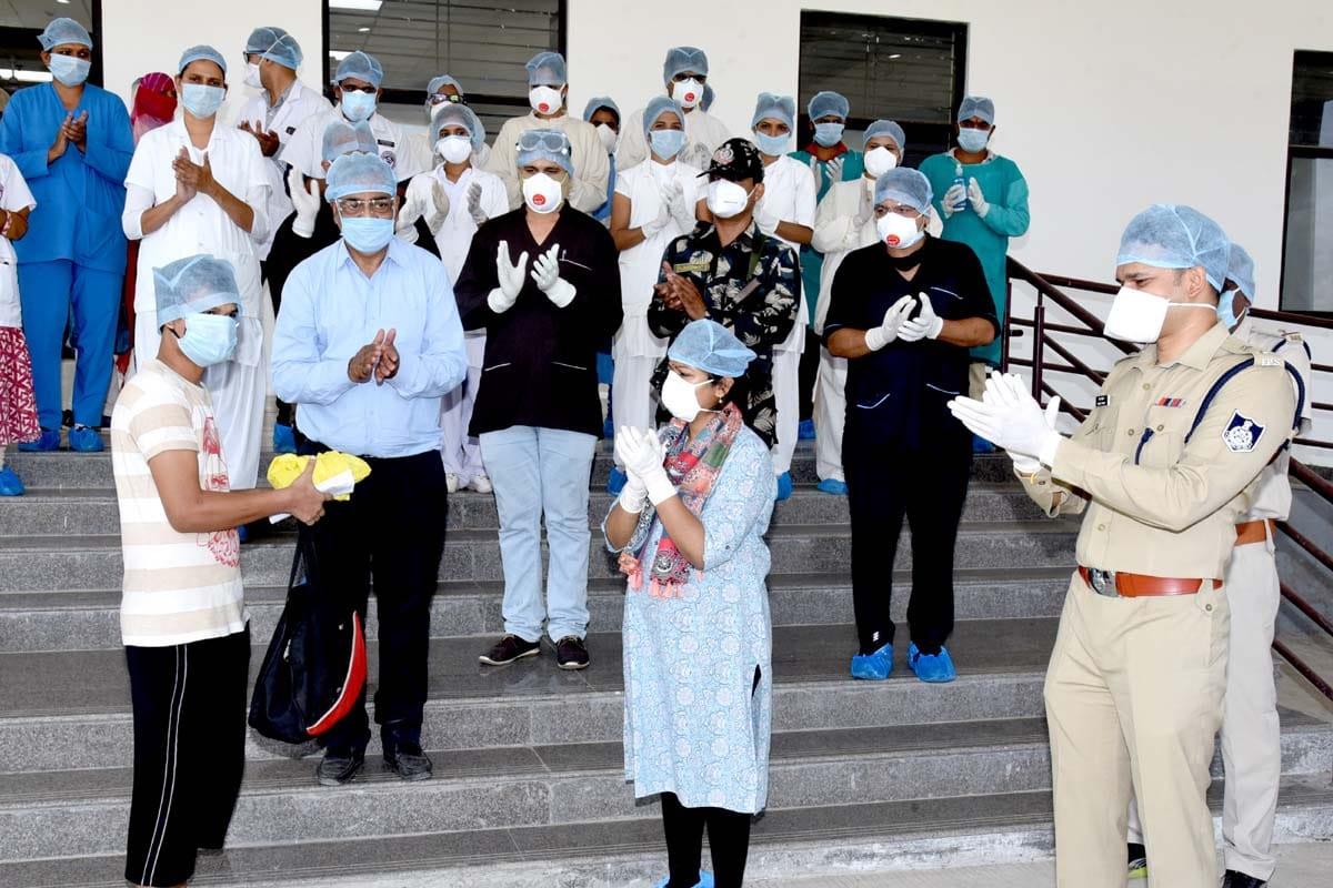 Coronavirus in Madhya Pradesh: 2 more positive; 6 areas denotified as containment zones in Ratlam
