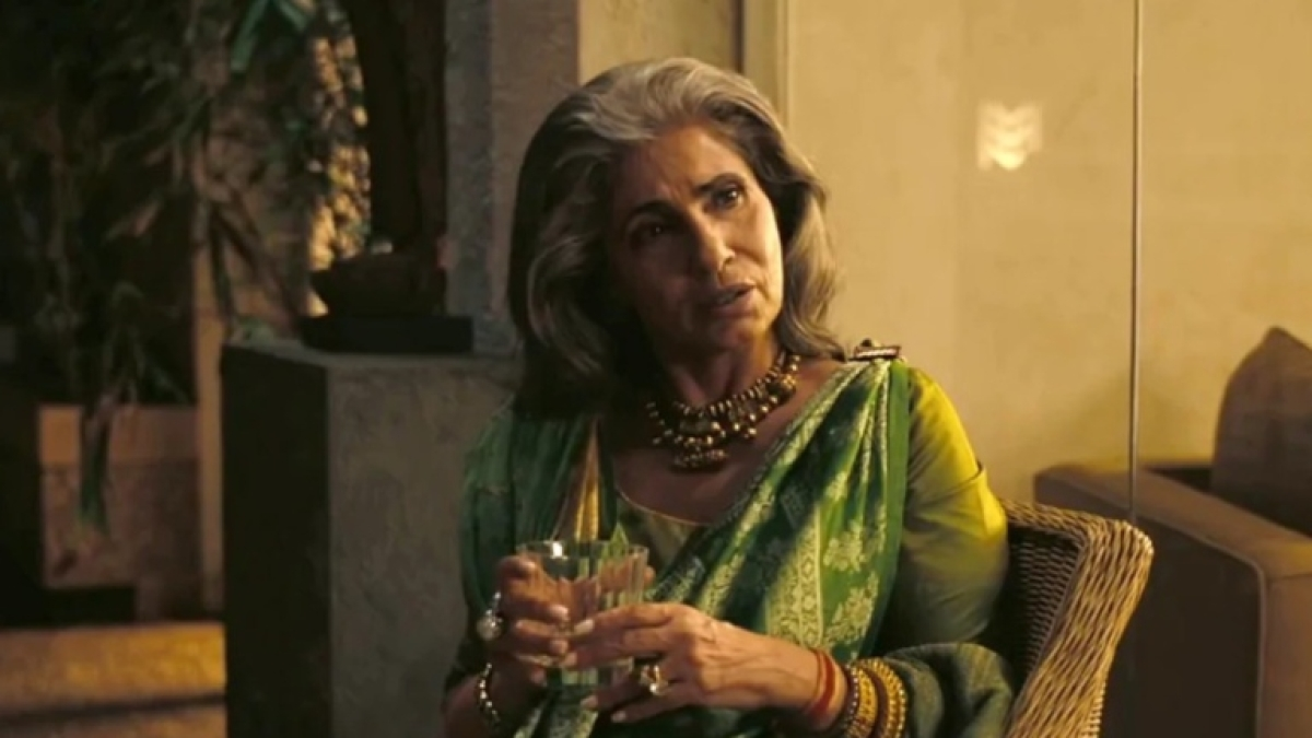 Dimple Kapdia's appearance in the second trailer of Christopher Nolan's 'Tenet' will leave fans wanting more!