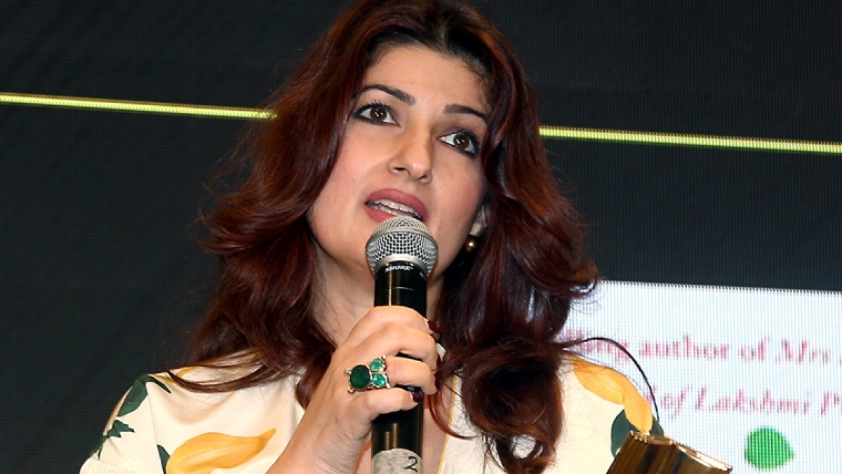 Hera Pheri 3? Twinkle Khanna's 'credit card' delivered to another person - here's what happened next