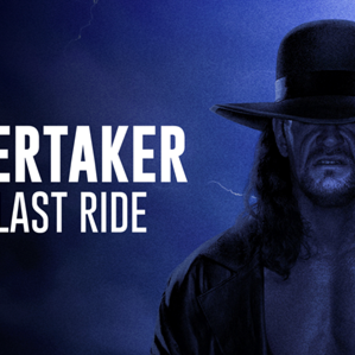 'Going to blow people away': The deadman on his latest docu-series 'Undertaker: The Last Ride'
