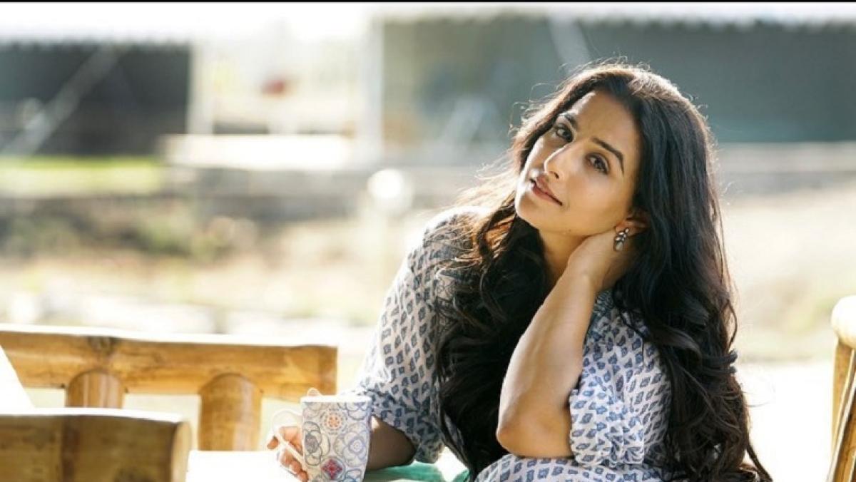 Vidya Balan reveals first look of her short film 'Natkhat'