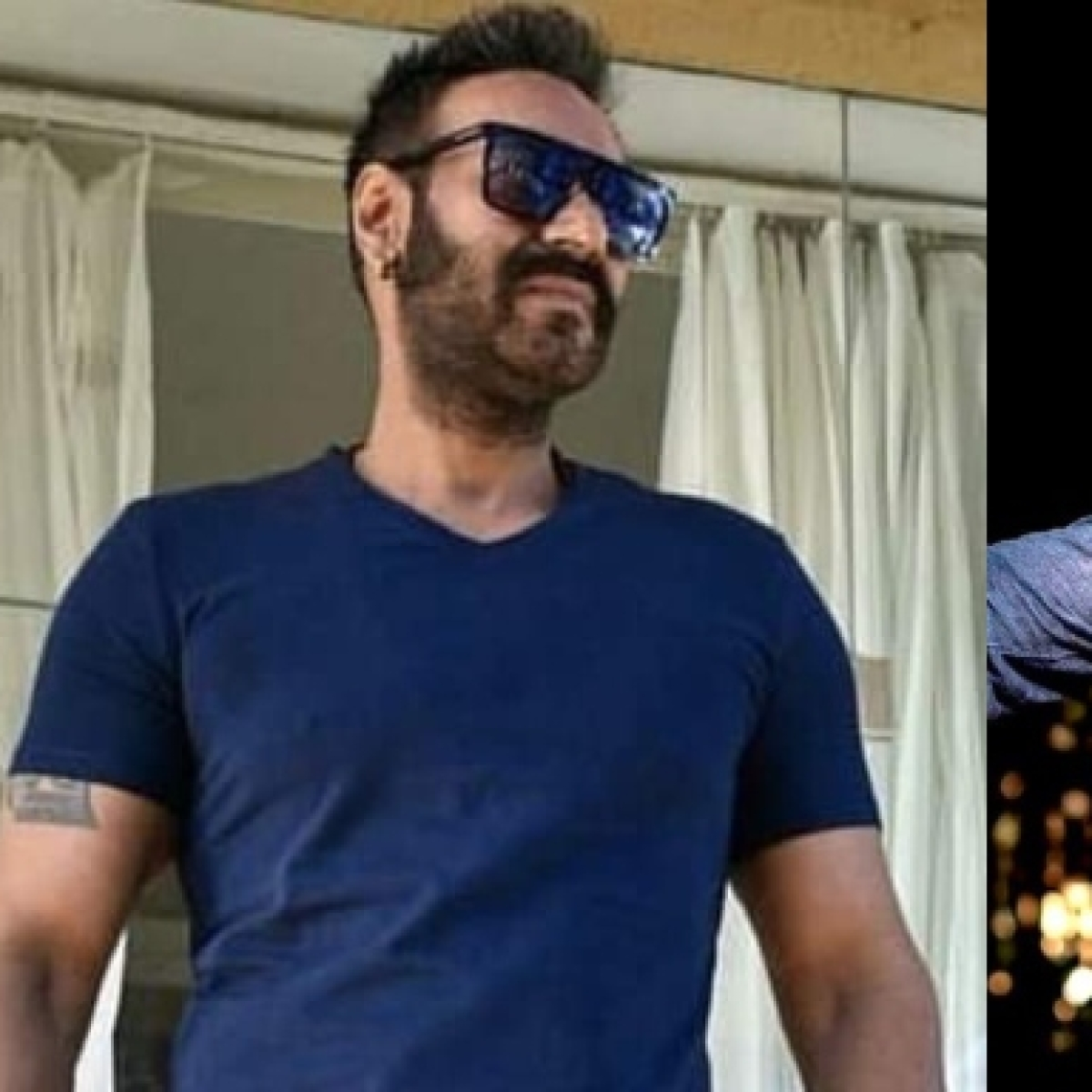 Ajay Devgn showers praises on Sonu Sood for 'exemplary' work of sending migrant workers home safely