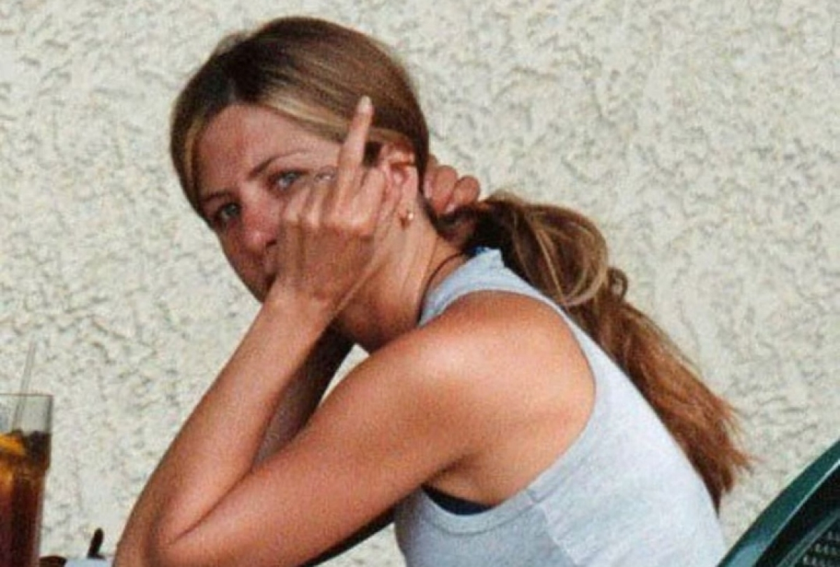 Jennifer Aniston: 'Dear Covid... You can kindly F**k off now thank you BYE'