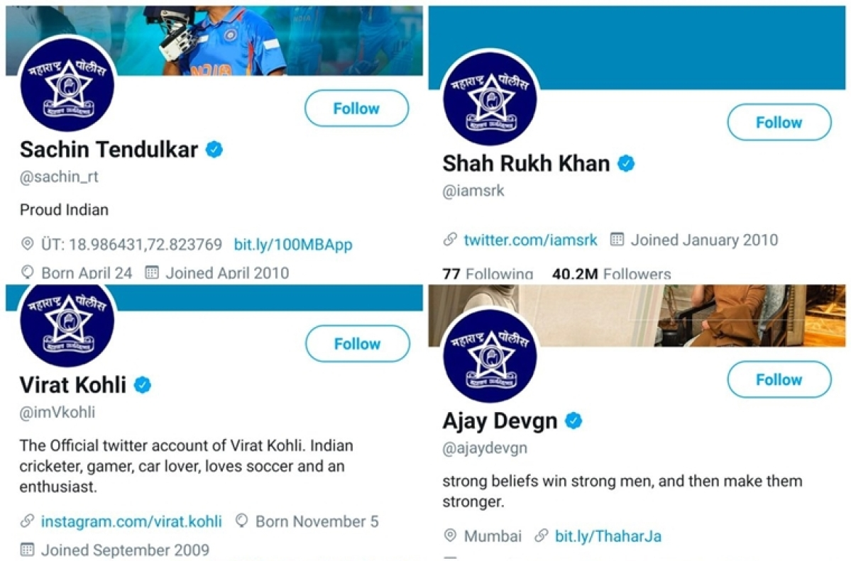 Twitterati wonder if SRK, Salman, Alia, Virat and other celebs are Maha govt's 'PR arm' over state police support