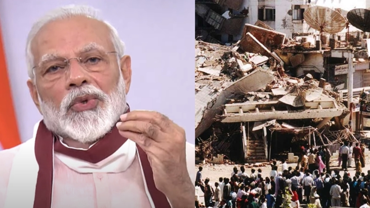 From 'sone ki chidya' to Gujarat earthquake: Historical references in PM Modi's May 12 speech
