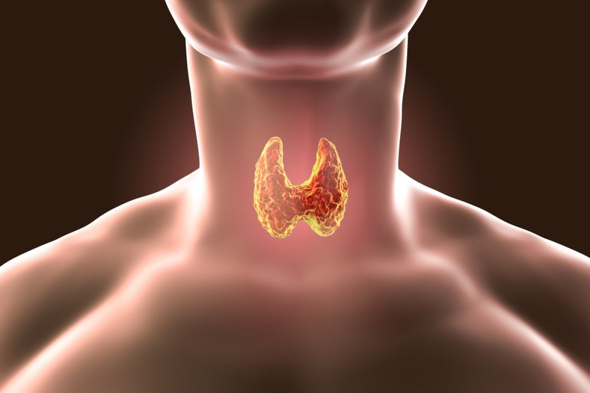 Patients with Covid-19 infection may develop thyroid disease
