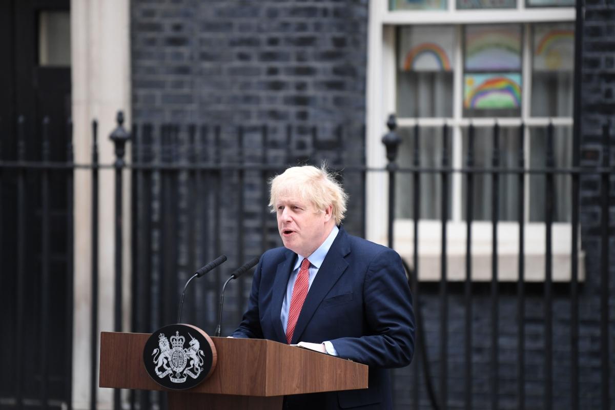 It's humanity against the virus: Boris Johnson