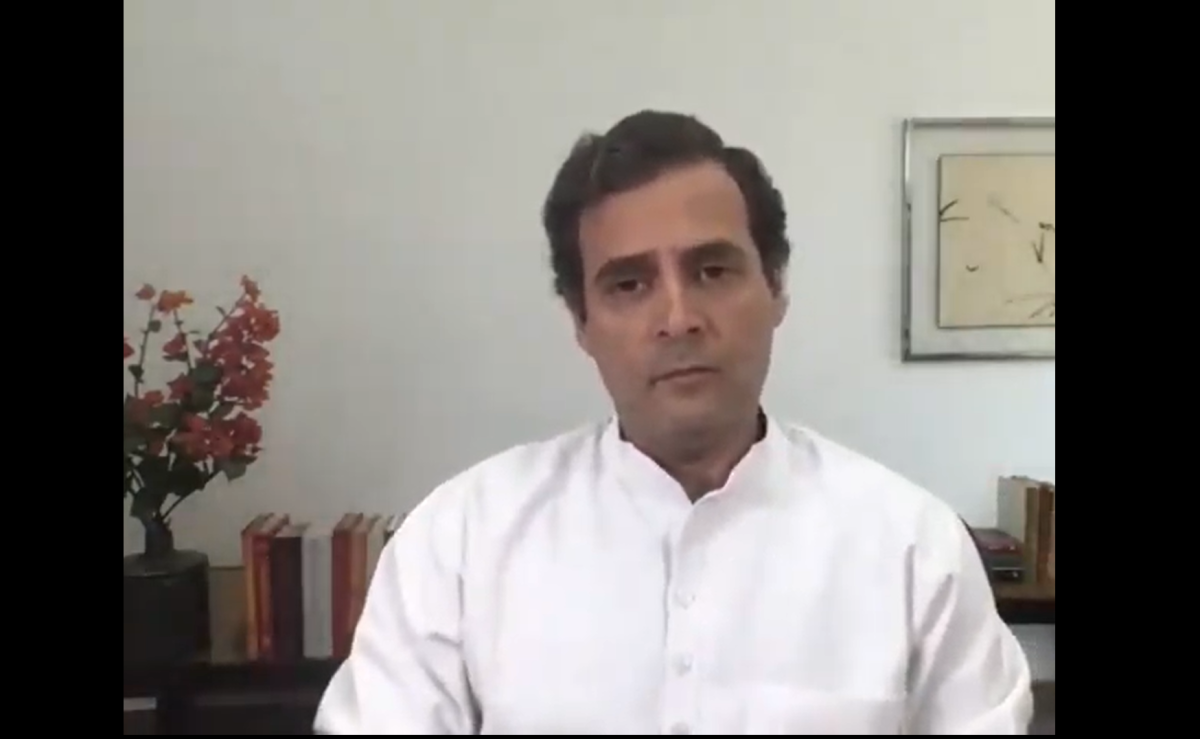 Centre should be transparent about lockdown exit plan: Highlights of Rahul Gandhi's AMA