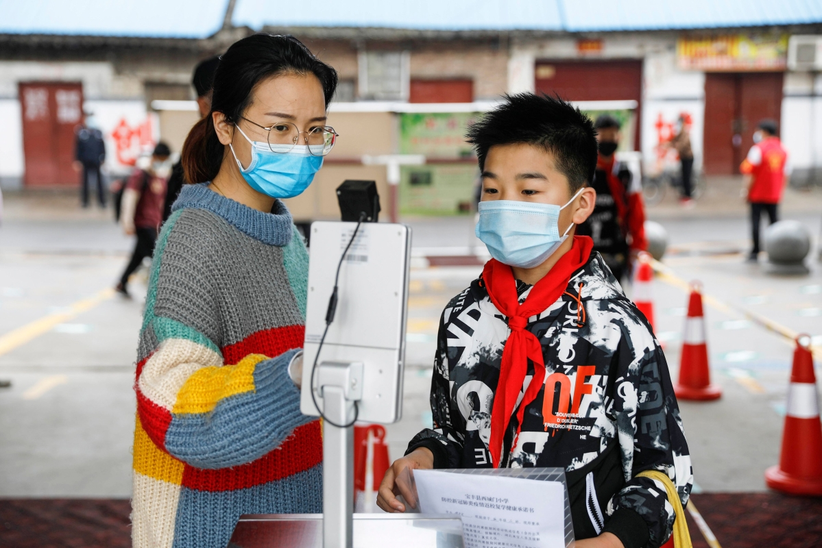 South Korea on alert over another CoVID-19 cluster infection