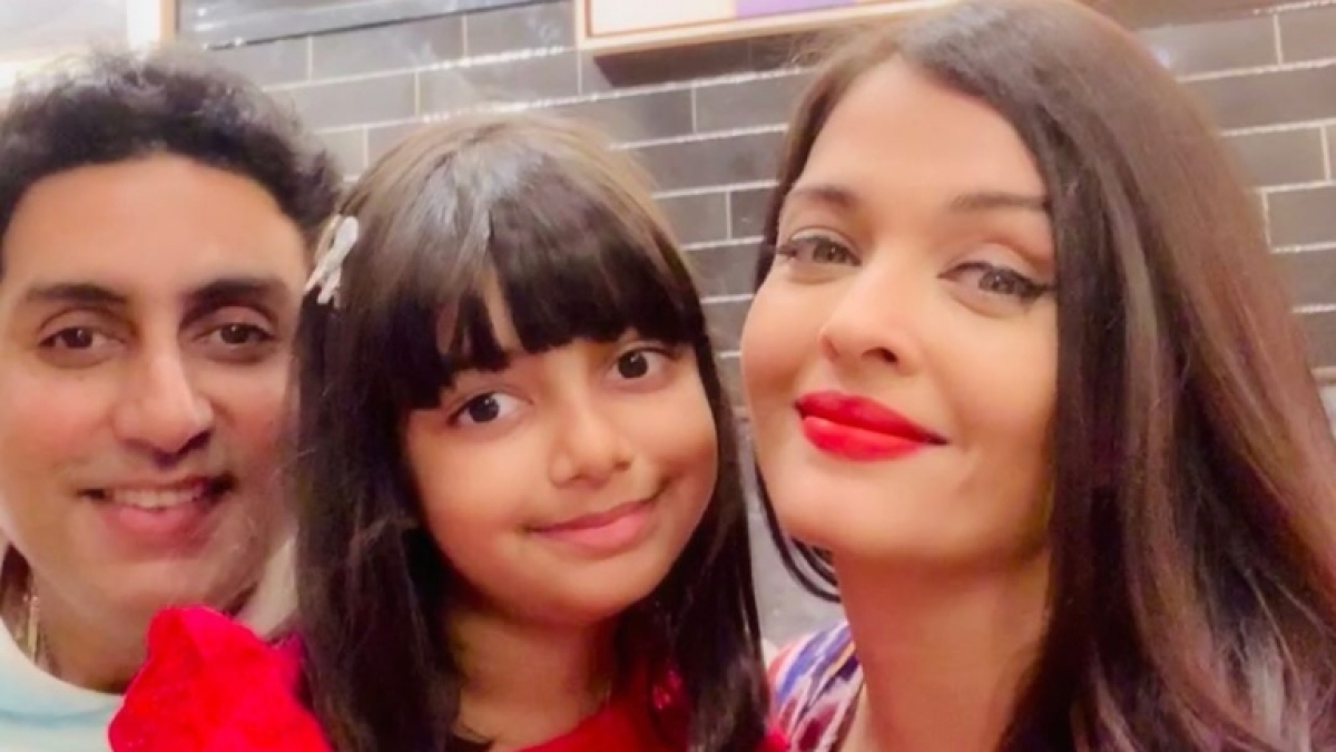 Aaradhya Bachchan pays artistic tribute to frontline workers fighting COVID-19