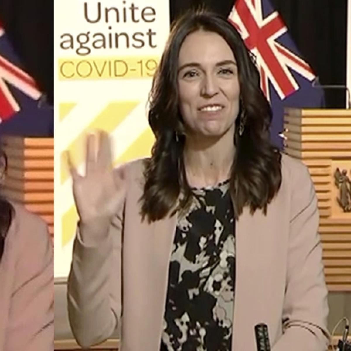 'She is unshakable': Twitterati in awe of New Zealand PM Jacinda Ardern's calm amid earthquake