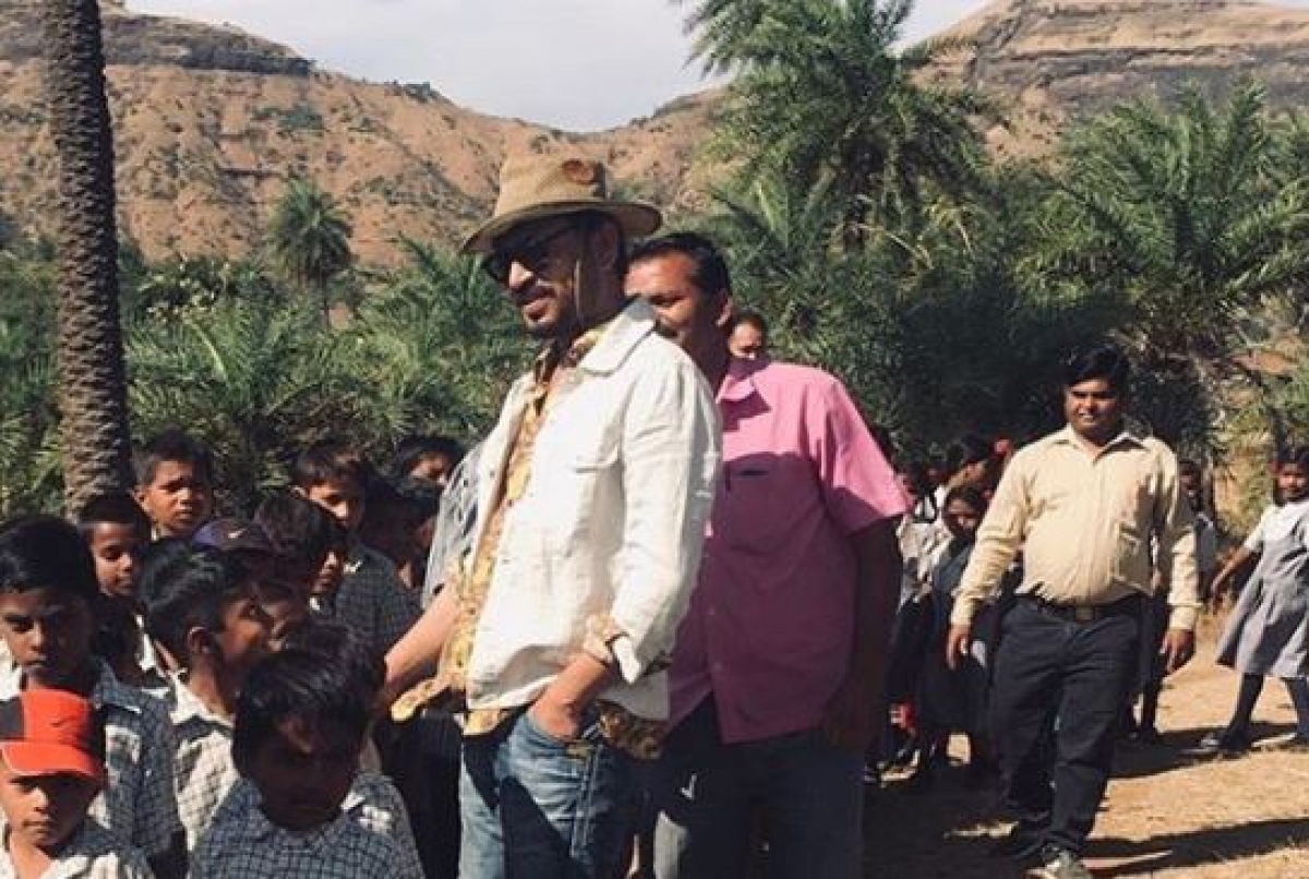 Irrfan Khan's son Babil shares precious moment from actor's life