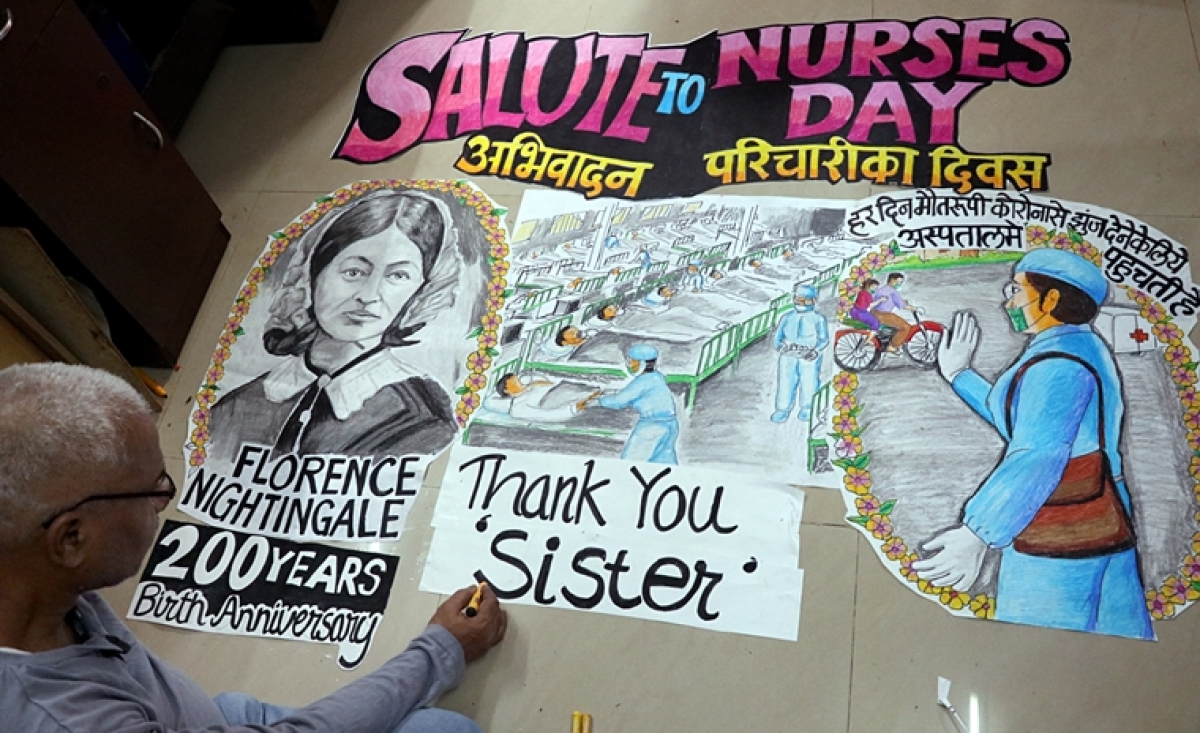 International Nurses Day 2020: Wishes, quotes, messages to share on WhatsApp, Instagram, Facebook