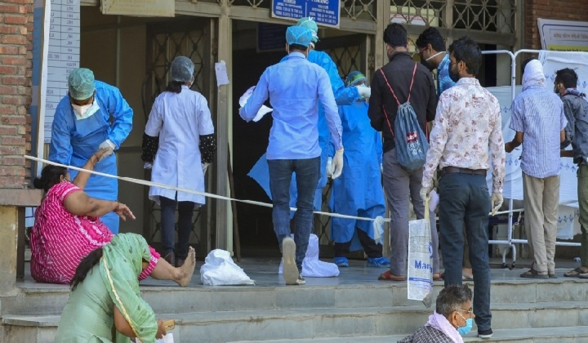 Coronavirus in India: Karnataka sets new COVID-19 record; total cases now 3,221
