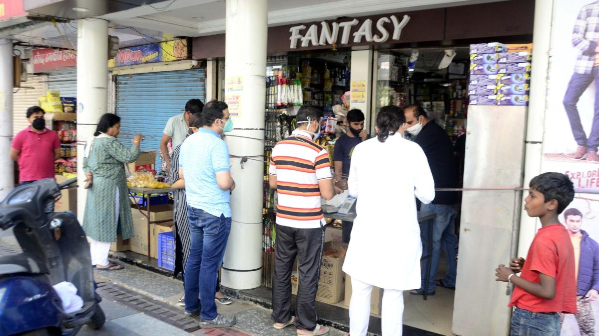 Shops in Bhopal