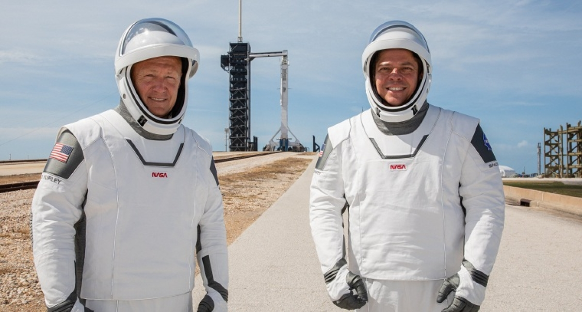 Discovery Channel to document SpaceX's first astronaut launch