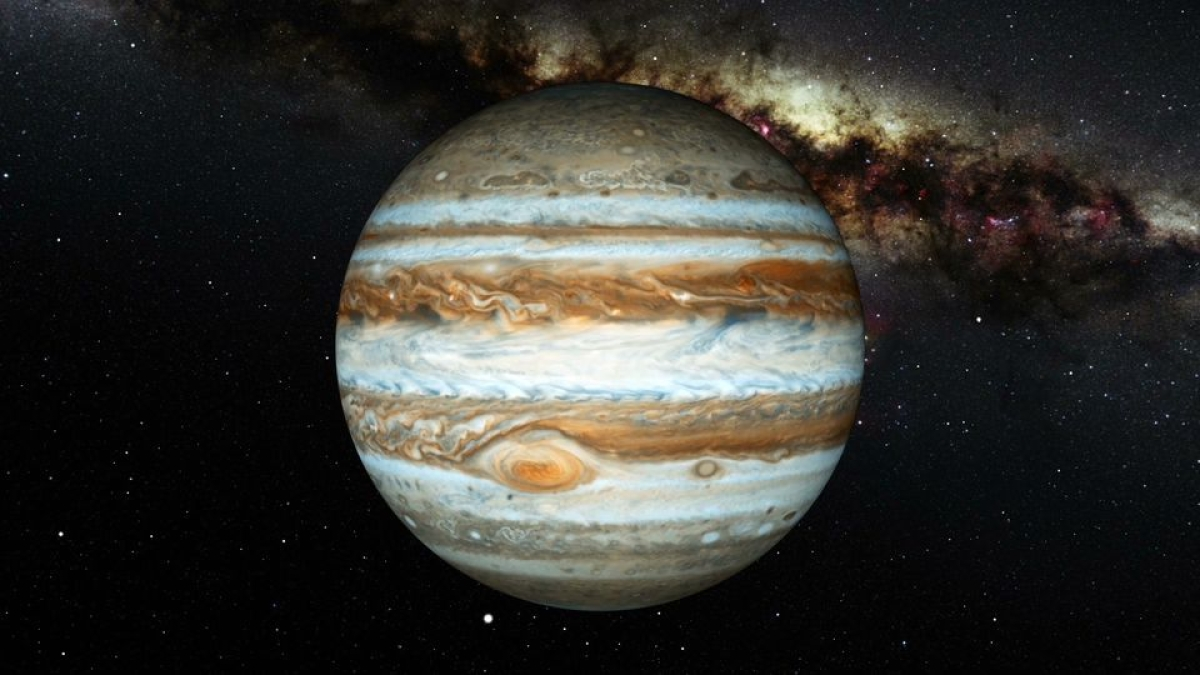 Scientists probe Jupiter's violent storms, lightning strikes