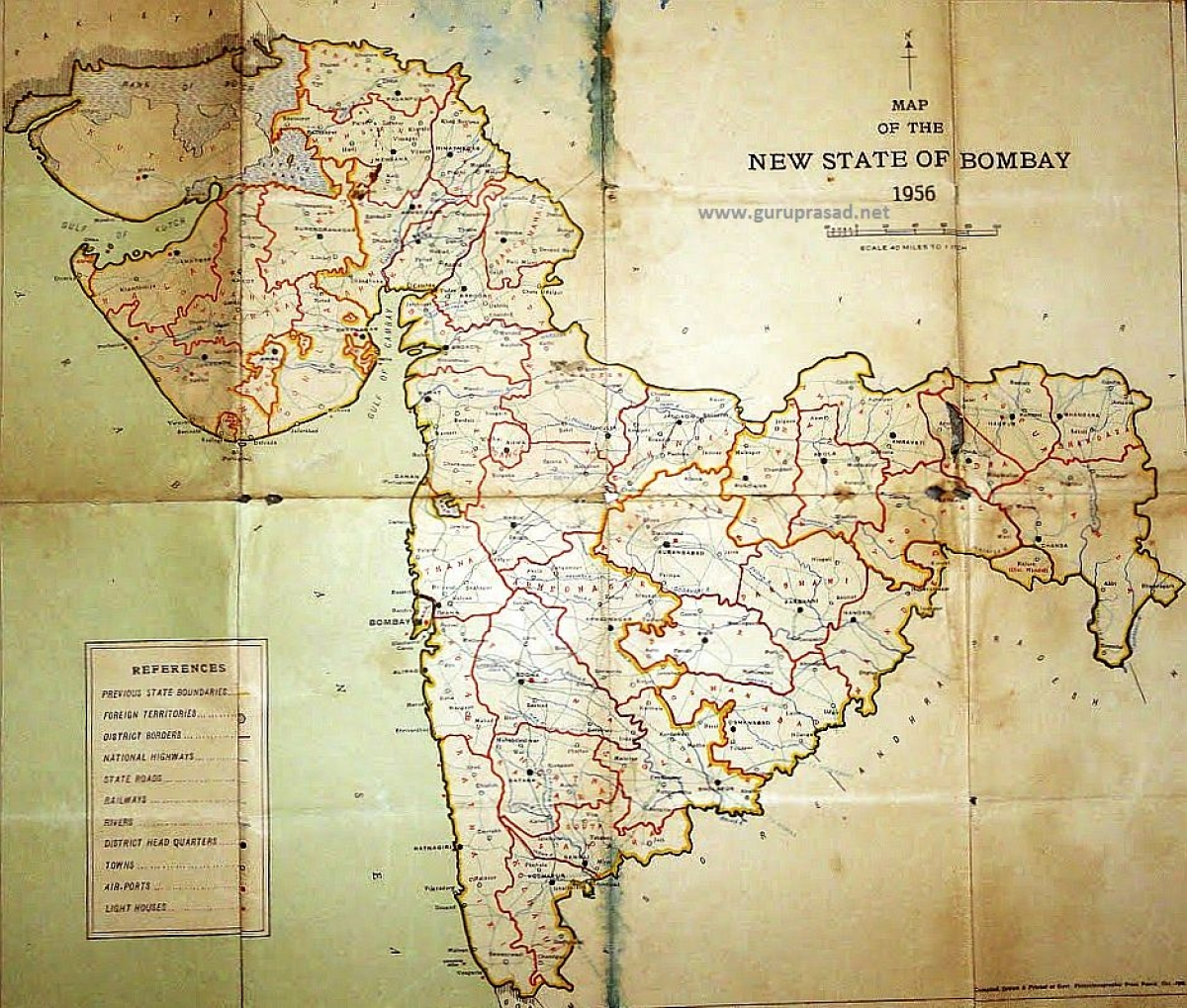 A week after Maharashtra Day, New Delhi sets off worrying tensions with Mumbai