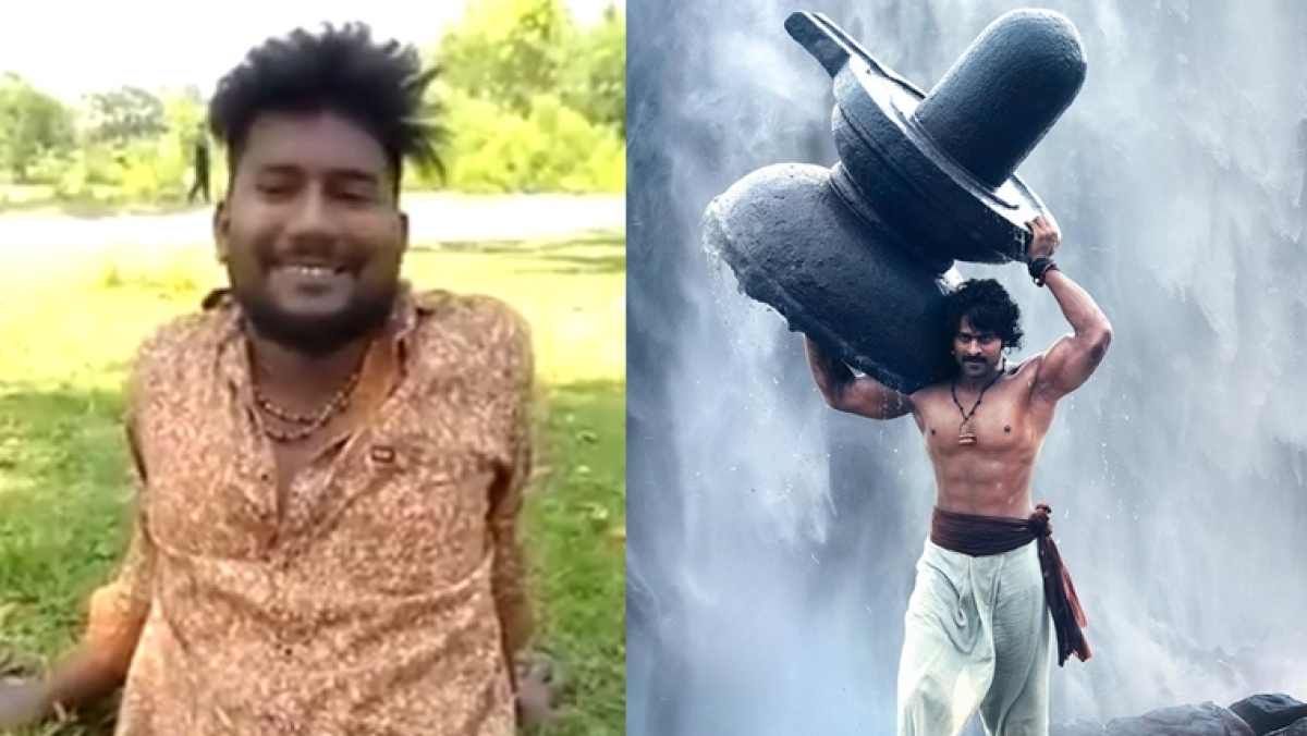 Watch: Man singing 'Baahubali' song 'Kaun Hain Voh' has left social media awestruck