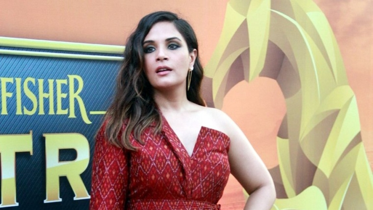 Richa Chadha makes educational videos about COVID-19 for her staff