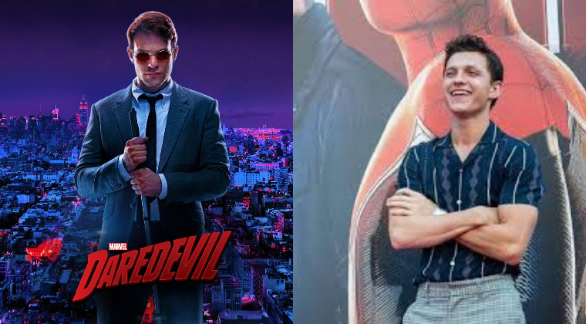 Charlie Cox rubbishes claims of his Daredevil being a part of Tom Holland's upcoming Spider-Man sequel
