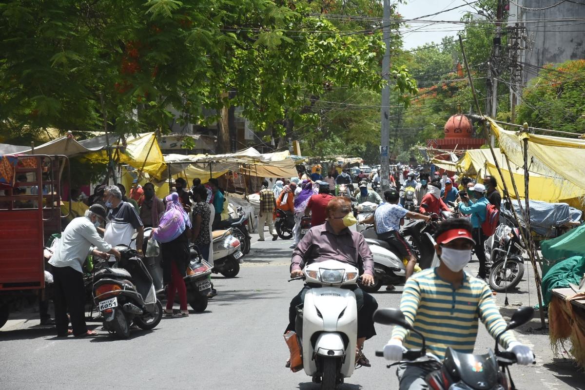 Coronavirus in Ujjain: Patients tally 670, death toll 57, 181 under treatment