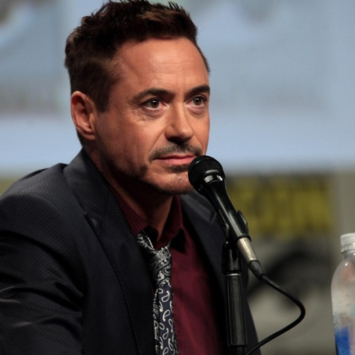 'Iron Man' star Robert Downey Jr is producing a series for Netflix