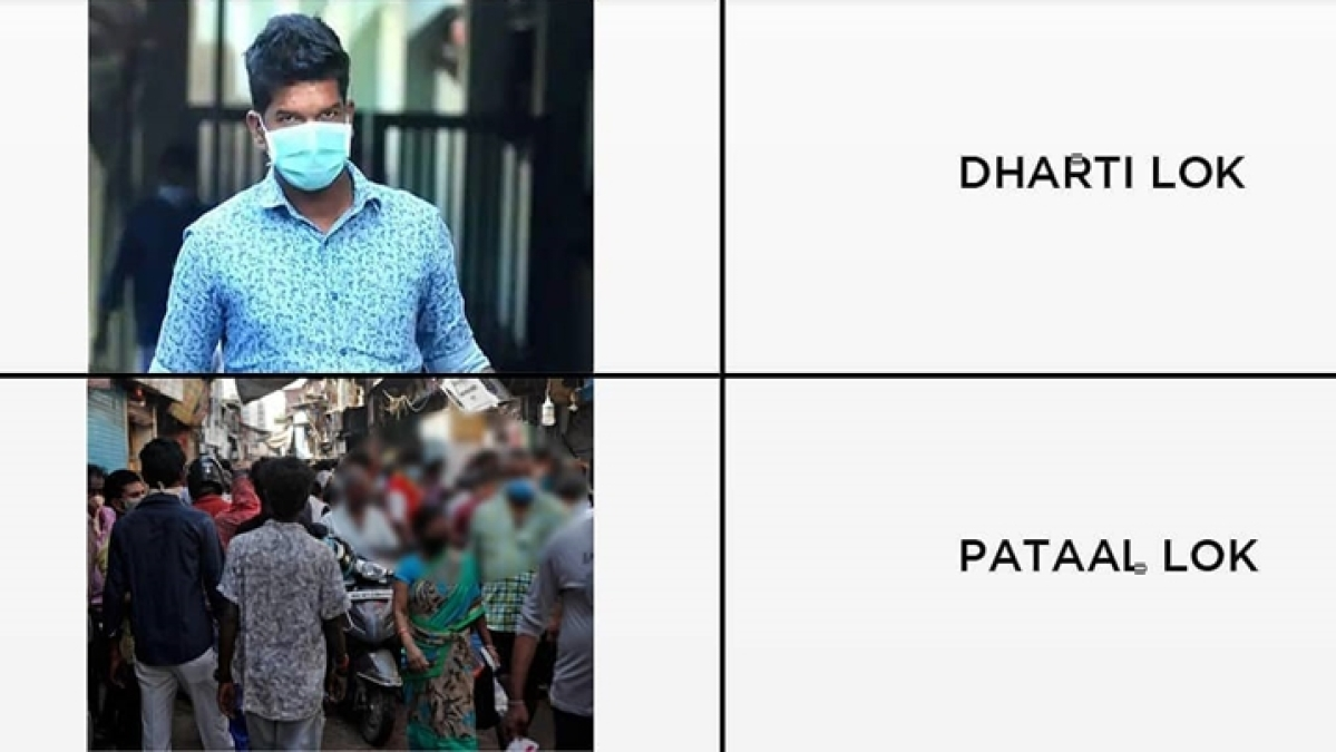 Mumbai: BMC panned on Instagram for insensitive COVID-19 meme featuring 'Paatal Lok'