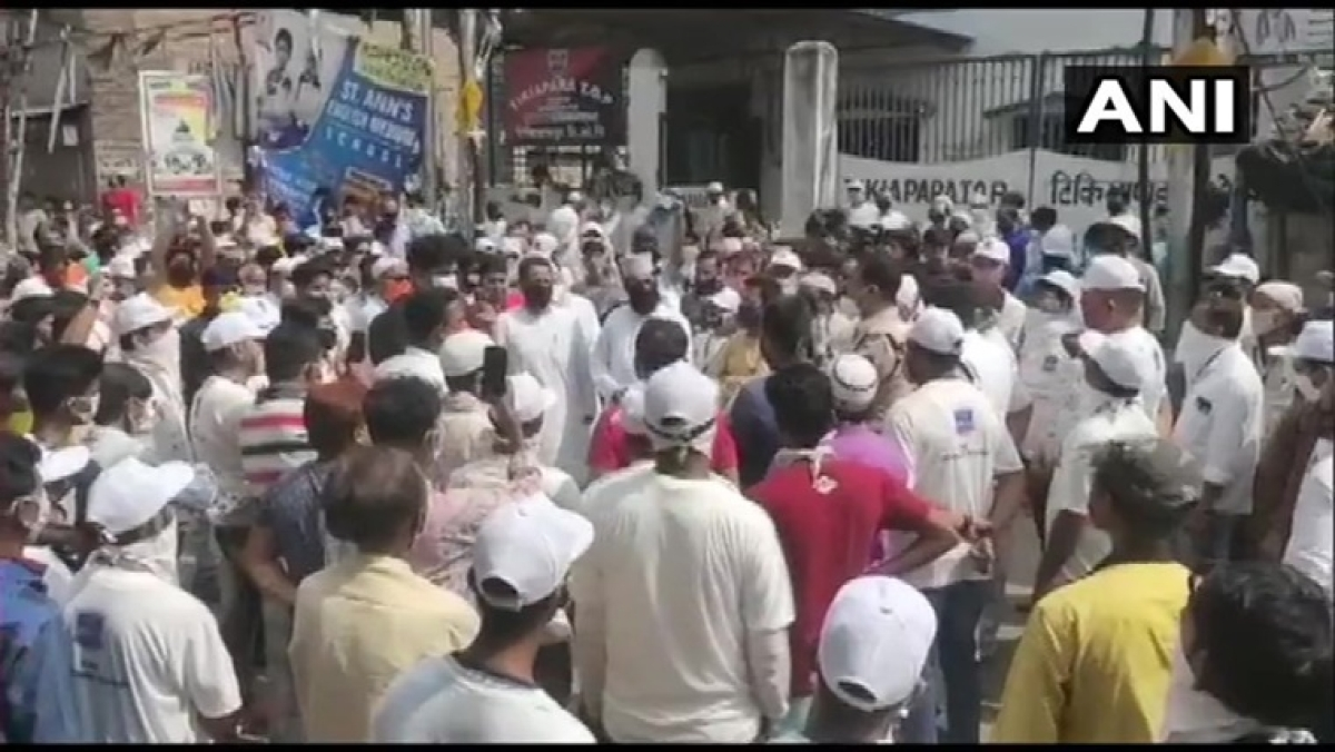 Howrah Rally fiasco: Mamata Banerjee govt, Bengal police slammed for breaking social distancing norms