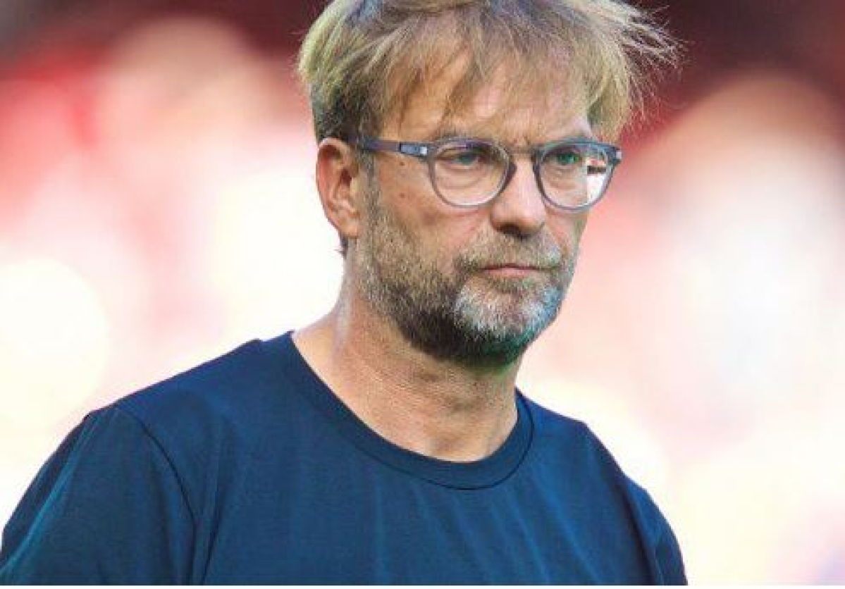 Klopp ecstatic ahead of training