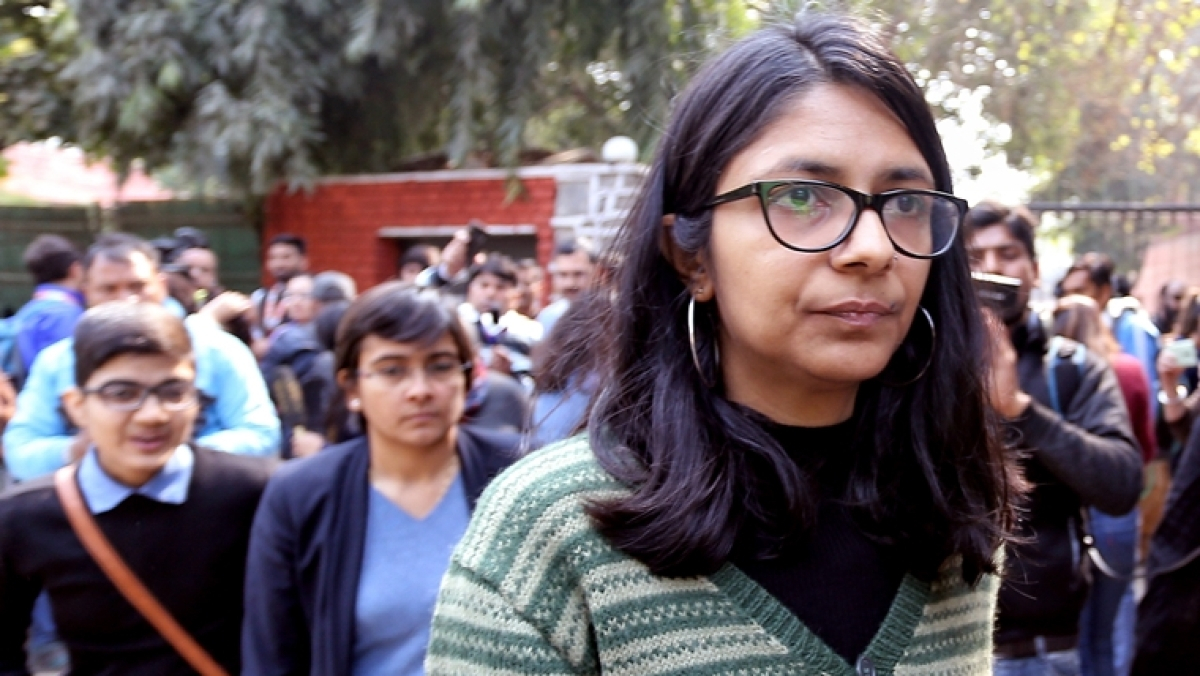 Why is arrest Swati Maliwal trending?