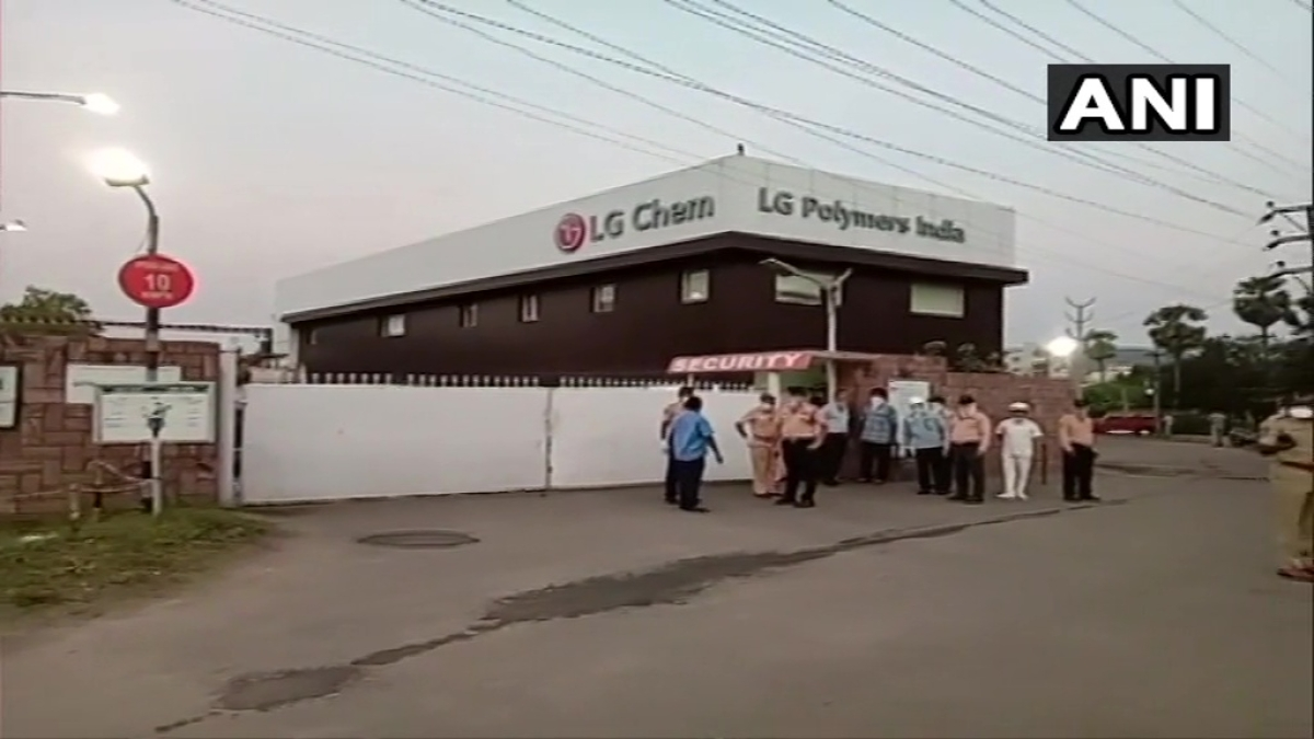Vizag gas leak: Three people dead, several ill after major chemical gas leak in Visakhapatnam