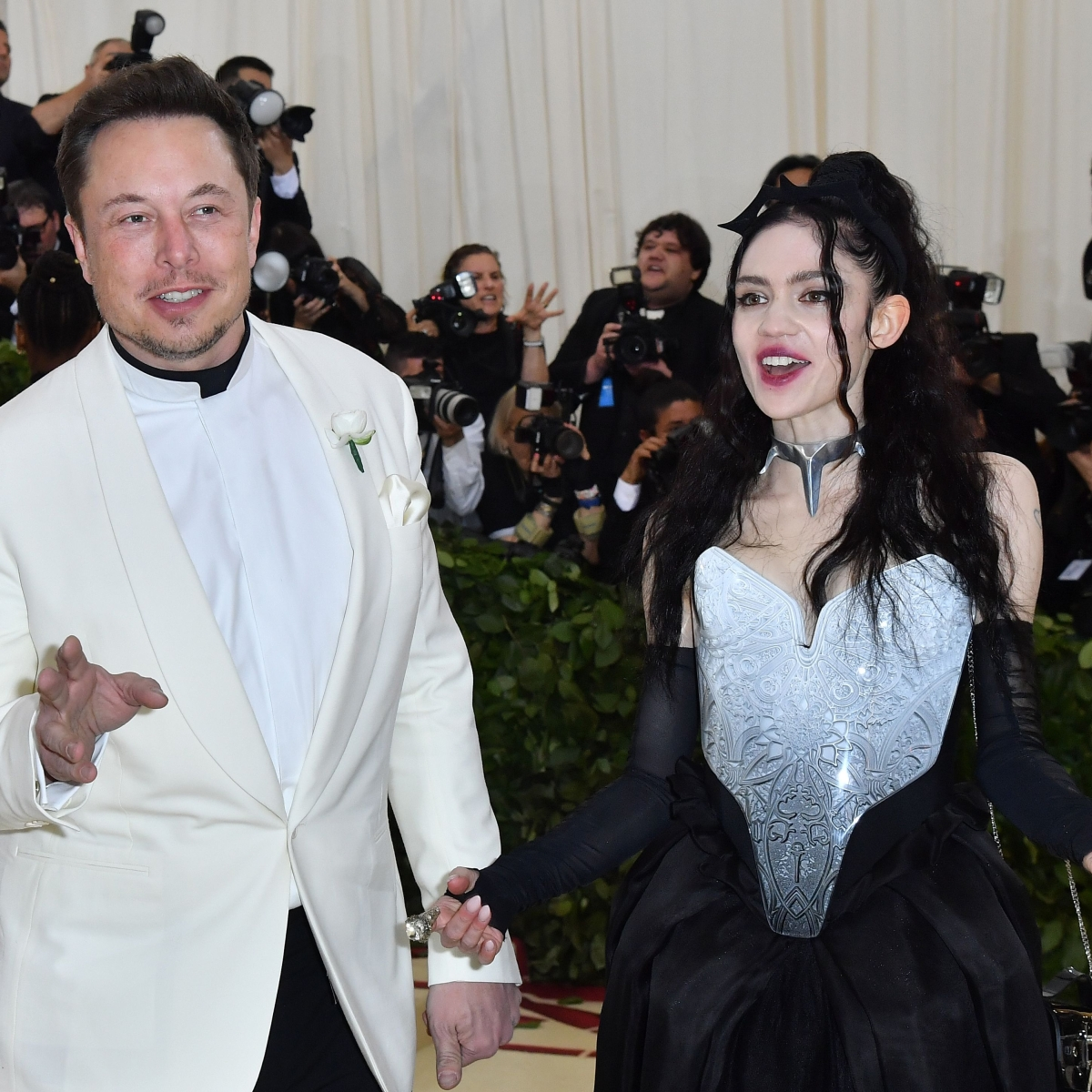 Elon Musk, Grimes still can't agree on pronunciation of X AE A-12